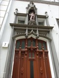 Image for Doorway of the Rosentalgasse 7, Leipzig, Germany