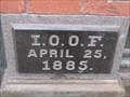 Image for 1885 - Odd Fellow Lodge #167 - St Helena, CA
