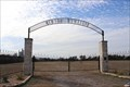 Image for Newton Cemetery Arch -- Midlothian TX