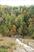 Image for Sinkholes Pathway Sinkhole #1 - Shoepac Lake, Michigan