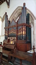Image for Church Organ - All Saints - Coleby, Lincolshire