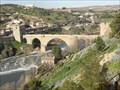 Image for Puente de San Martín - Toledo, Spain
