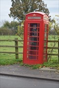 Image for Red Telephone Box - Snarestone, Leicestershire, DE12 7DB