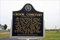 Image for Crook Cemetery - Alexandria, AL