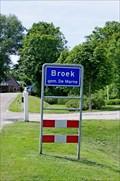 Image for Broek, The Netherlands.