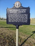 Image for Oklahoma's First Baptist Church – Muskogee, OK