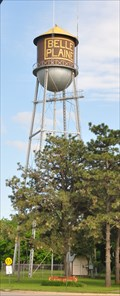 Image for Belle Plaine Water Tower