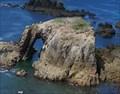 Image for Coastal Archway Lands end Cornwall UK