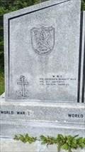Image for War Memorial, Point Leamington, Newfoundland