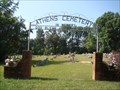 Image for Athens Cemetery - Athens, Arkansas