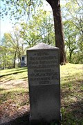 Image for 19th Ohio Infantry Regiment Detachment Marker - Chickamauga National Military Park