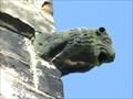 Image for Gargoyle, St. Mary's Church, Worsborough Village.