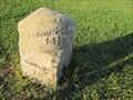 Image for National Road Milestone 143 - St. Clairsville, Ohio