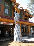 Image for Painted Fox Totem Pole - South Lake Tahoe, CA