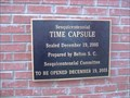 Image for Sesquicentennial Time Capsule - Belton,SC