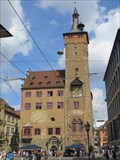 Image for OLDEST Part of the Würzburg Town Hall - Würzburg, Germany