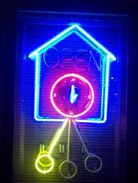 Frankenmuth Clock Company Frankenmuth Mi Neon Signs