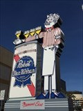 Image for Pabst Blue Ribbon Neon - Las Vegas, Nevada