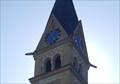 Image for Turmuhr der Pfarrkirche St. Mauritius - Kleinlützel, SO, Switzerland