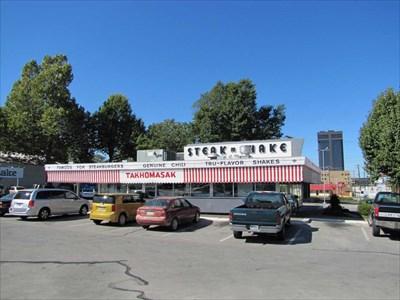 Steak N Shake St Louis Street Springfield Missouri Burger