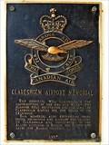 Image for Airport Workers Pilots Mechanics & Aircrew Memorial - Claresholm, AB