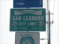 Image for San Leandro, CA - Pop: 79,452