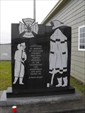 Image for Louisbourg, NS - Firefighters Memorial