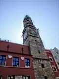 "Image for Bericht ""Innsbrucker Stadtturm mit einer Million Euro aufpoliert"" - Innsbruck, Tirol, Austria"