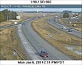 Image for I90/SR-902 Medical Lake Road Webcam - Spokane, WA