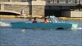 Image for ONLY -  Amphicar Boat Ride in the World. Orlando, Florida, USA.