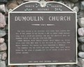 Image for Dumoulin Church - Pembina ND