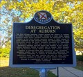 Image for Desegregation at Auburn - Auburn, AL