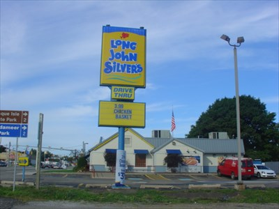 Long john silver 39 s erie pa fish and chips restaurants for Long john silver fish and chips