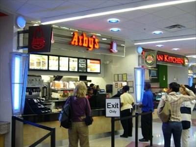 Arby S Concourse E Atl Airport Atlanta Ga Restaurants On Waymarking