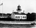 Image for Piont Pinos Lighthouse: Then and Now
