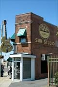 Image for Sun Record Company, Memphis Recording Service