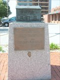 Image for Macon County's First Courthouse marker - Decatur, IL