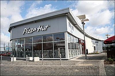 Pizza Hut Maybird Centre Birmingham Road Stratford Upon