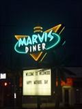 Image for Marvis Diner Sign - Wildwood NJ