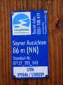 Image for 86 m - Sayner Aussichten Kirche - Bendorf-Sayn, RP, Germany
