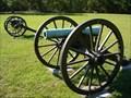 Image for 12 Pounder Howitzer Cannon ~ Chickamauga Georgia