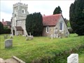 Image for St Mary's Church,  Graveley, Herts, UK