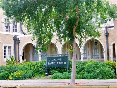 Emmanuel Baptist Church - Alexandria, LA - Baptist ... Emmanuel Baptist Church