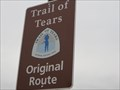 Image for Trail of Tears - National historic trail - Chattanooga, Tennessee, USA.