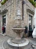 Image for Amerling Fountain - Gunduliceva Poljana, Dubrovnik