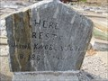 Image for Joseph Knoblauch - Oliver Cemetery - Oliver, British Columbia
