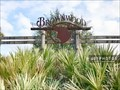 Image for Brownwood Paddock Square Main Entrance sign - The Villages, Florida USA