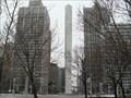 Image for Philip A. Hart Plaza: Pylon - Detroit, Michigan