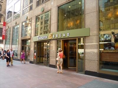 Panera Bread - 5th Avenue - New York, NY, USA - Panera Bread