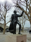 Image for Laurence Olivier Centenary Statue - London, UK